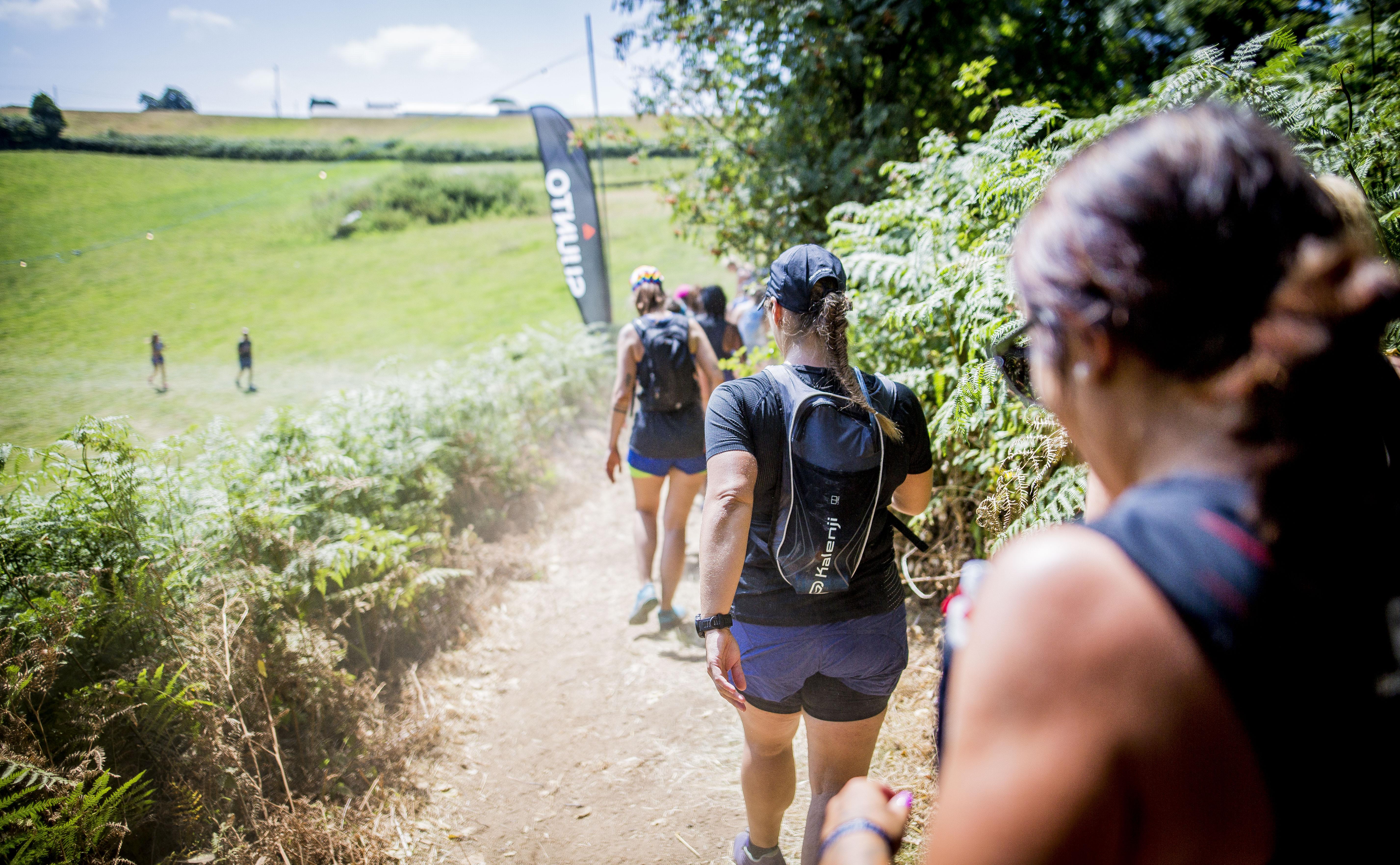 Vivo Barefoot Innovate Sustainability Plogging Run