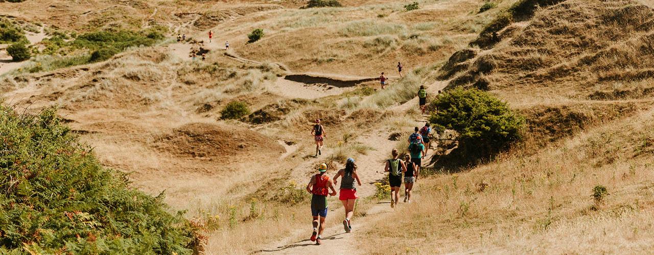 Love Trails Adventures at Three Cliffs Bay