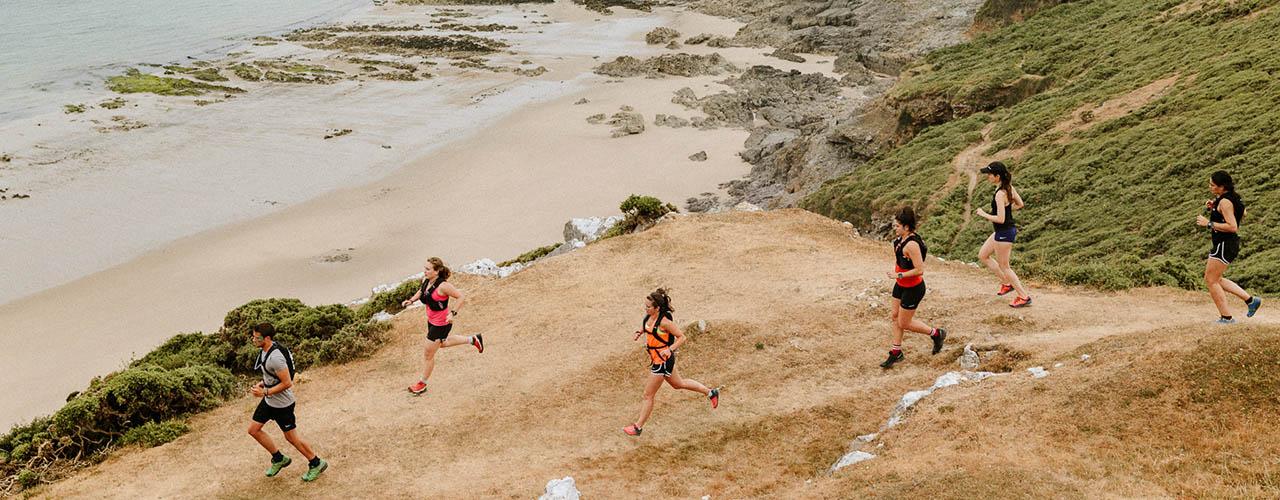 RUN TO BEACH CLEAN WITH GOODGYM