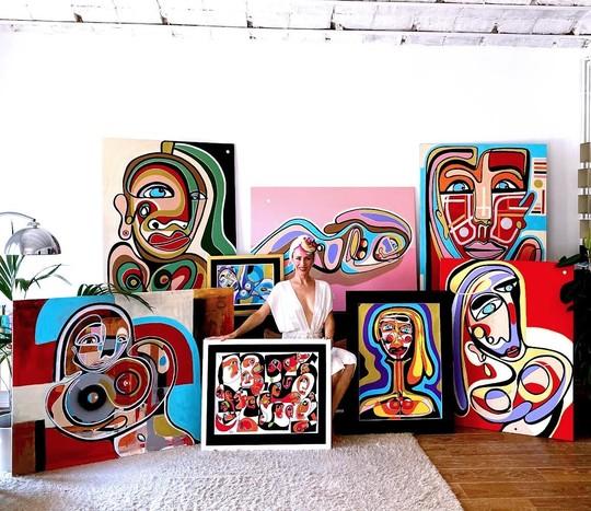 Sarah Main Art Exhibition