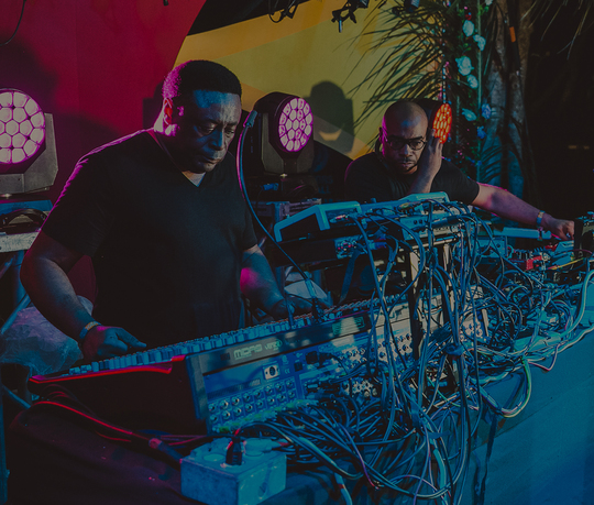 MIXMAG: OCTAVE ONE PICK THEIR 10 FAVORITE PRE-SET JAMS AHEAD OF VUJADAY FESTIVAL