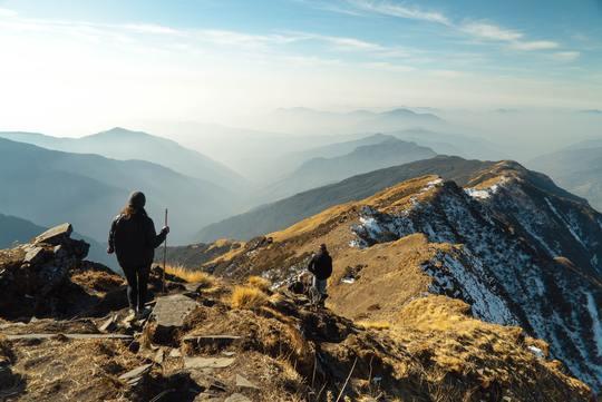 Trek the North Cascades