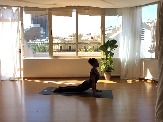 Vinyasa Flow - Fundamentals  ~ 8am