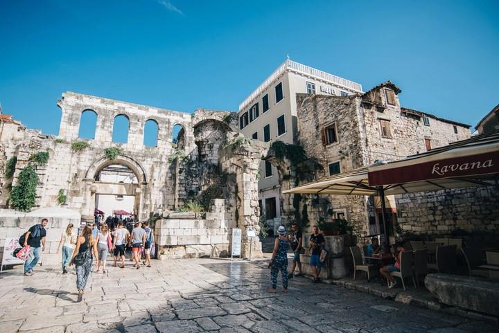 Split 2 Croatia