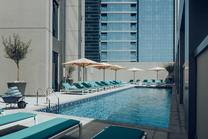 Rove Marina Pool