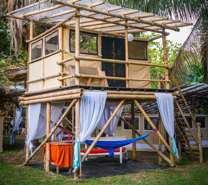 Envision Festival | Treehouse | 4 day