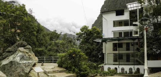 Retama Machu Picchu Hotel in Aguas Calientes