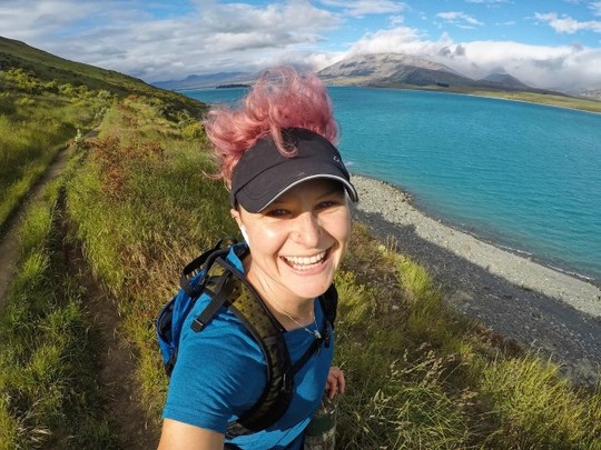 Barefoot Britain with Anna McNuff