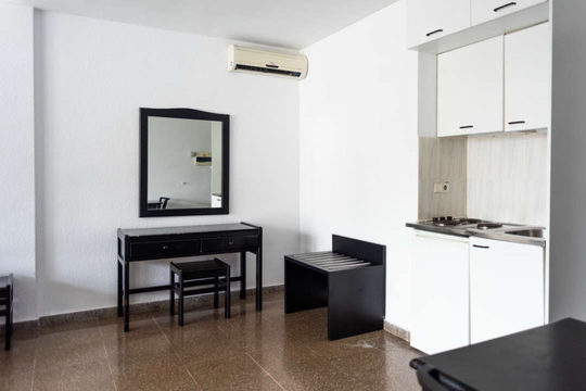 1 Bedroom Apartment | 4 Persons