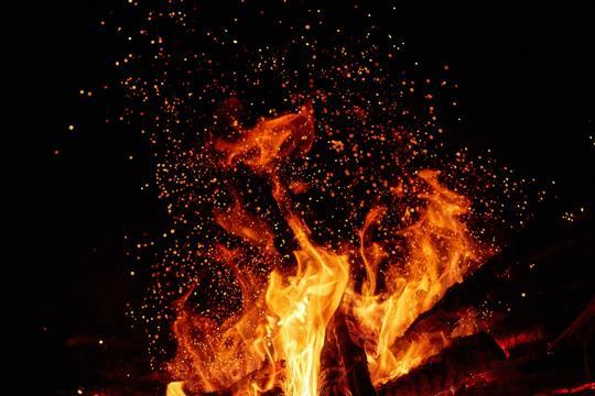 Invisible Bonfire