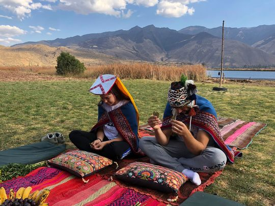 Andean Wedding Celebration (Private)