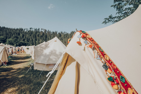 2-PERSON BELL TENT