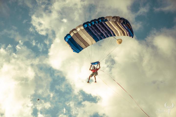 Sky Diving Adventure