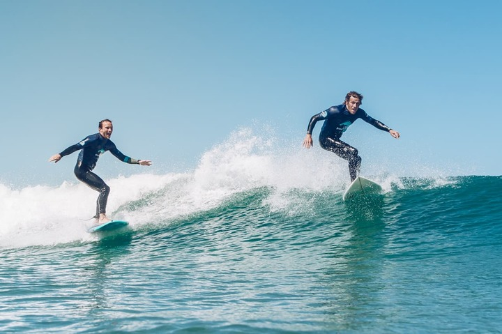 A passion for Surfing