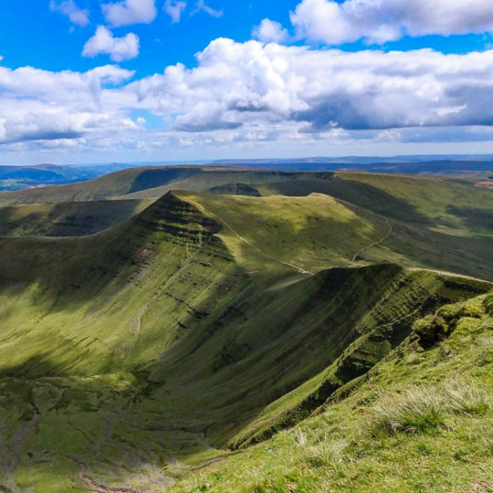 Explore glorious Brecon Beacons