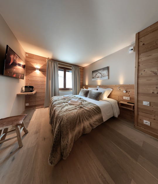 Hotel les Flocons | Double room