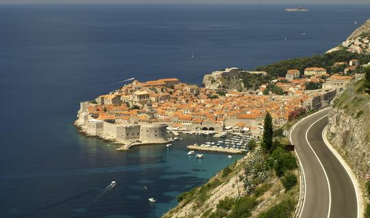 Croatia Tuk Tuk Adventure - Dubrovnik