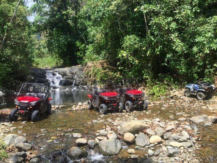 Jungle ATV Tours