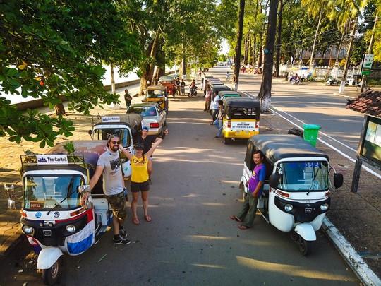 Cambodia Tuk Tuk Adventure