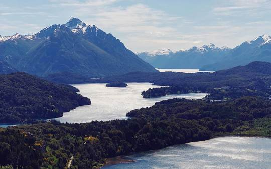The Ultimate Route of Parks in Patagonia, Chile