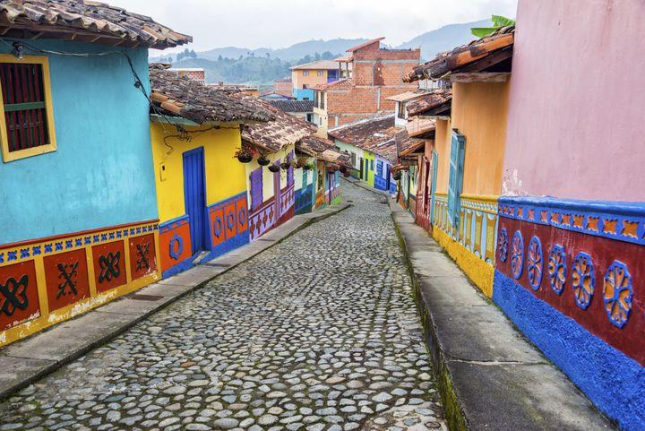 MedellinStreet