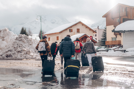 Airport Transfers (Geneva & Chambéry)