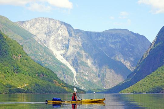 EVOSSI EXPLORES NORWAY