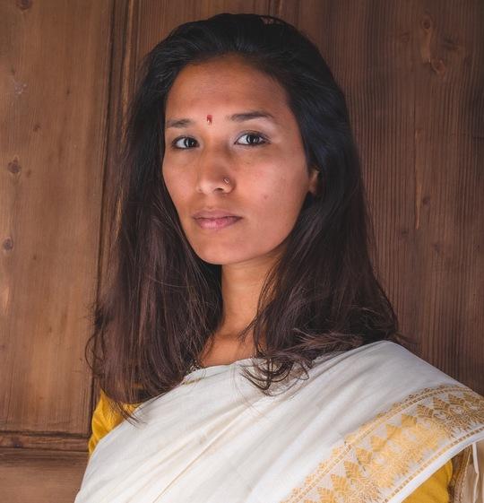 Tapashi Devchoudhury