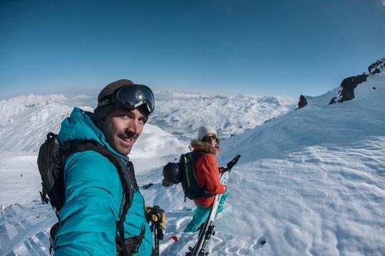Le ski de randonnée