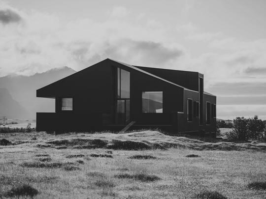 Modern Eco Lodge