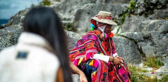 Offering to Mother Earth - Ancestral Ceremony (Private)