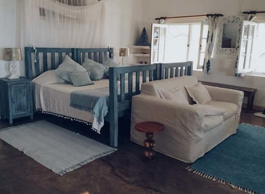 Big Blue | Twin Bed