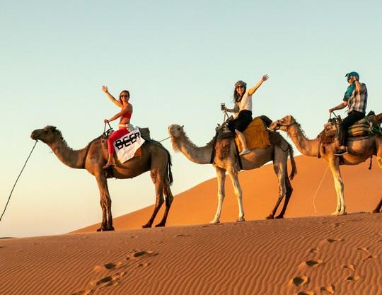 Adventure in Morocco
