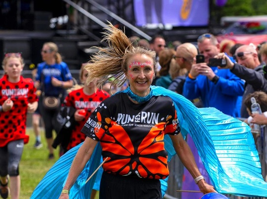 Q&A with Paula Radcliffe