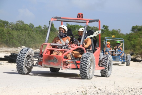 Bavaro Adventure Park Thursday 14