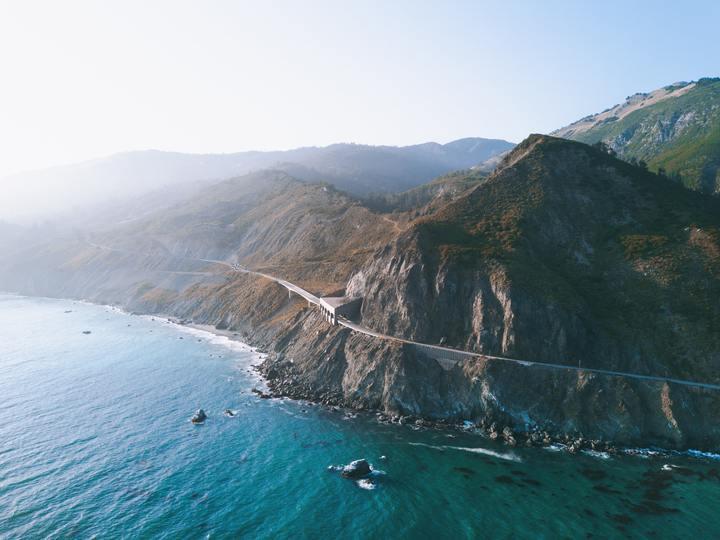 Escape to Big Sur