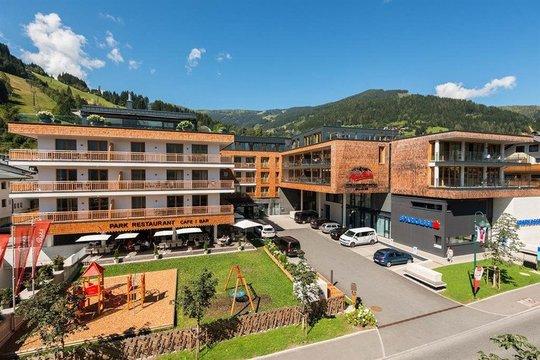 The AlpenParks Hotel