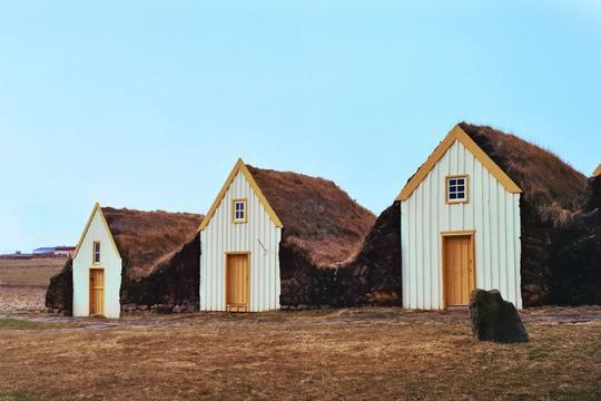 The Grass Huts