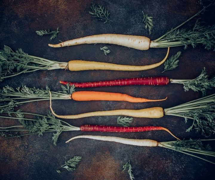 Delicious organic cuisine