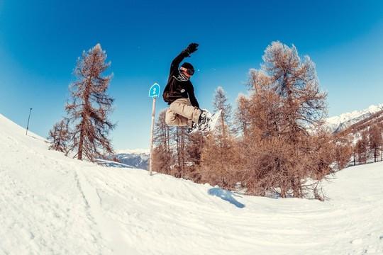 Le domaine skiable
