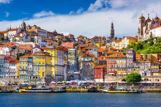 Porto visit