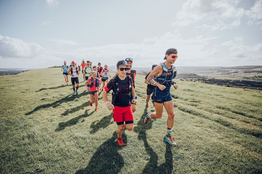 Guided Trail Running Adventures