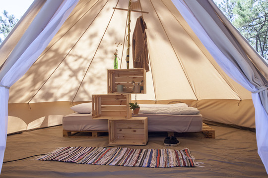 Private Tipi Tents