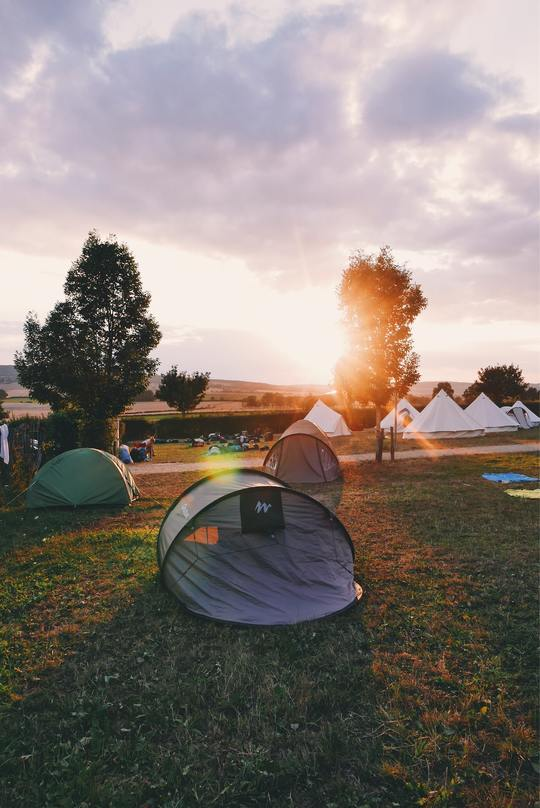 CAMPING INFO