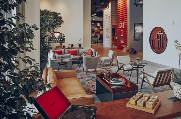 Rove Trade Centre Lounge