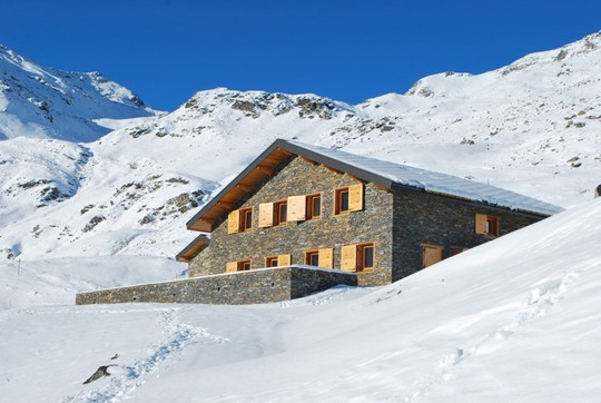 Et pourquoi la Montagne ne serait réservée qu'aux skieurs ?
