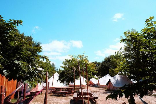 Private Tent | Double