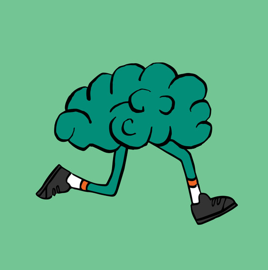 Running makes you smarter