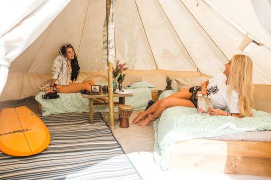 Deluxe Bell Tents