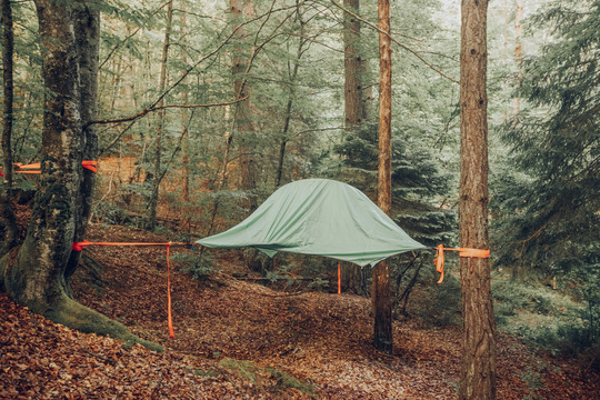 Two Person Suspended Tent